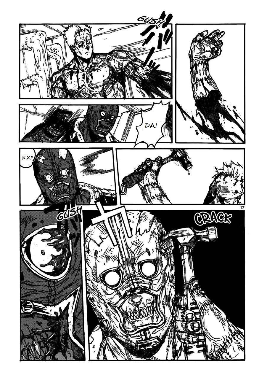Манга Дорохедоро / Dorohedoro - Том 18 Глава 117 Страница 18