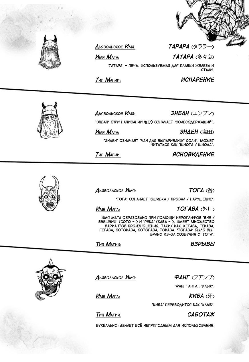 Манга Дорохедоро / Dorohedoro - Том 22 Глава 153 Страница 37