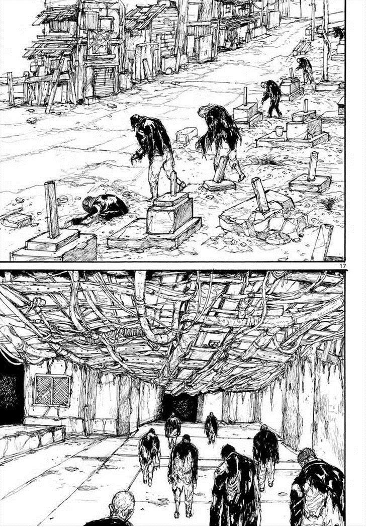 Манга Дорохедоро / Dorohedoro - Том 23 Глава 160 Страница 17
