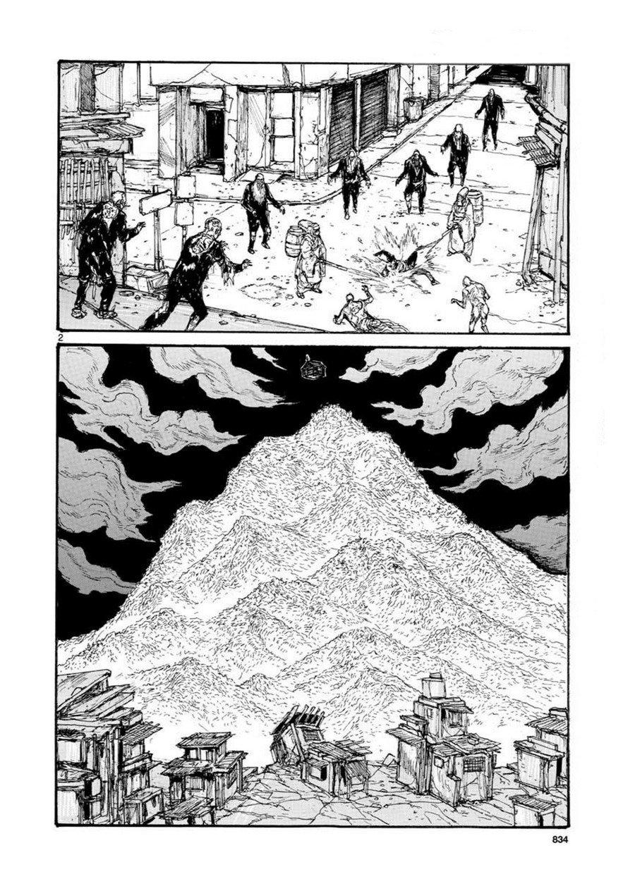 Манга Дорохедоро / Dorohedoro - Том 23 Глава 166 Страница 2