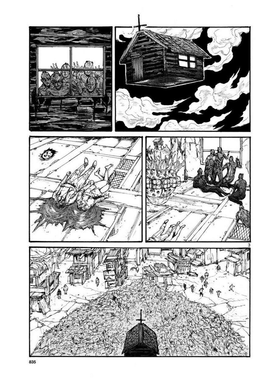 Манга Дорохедоро / Dorohedoro - Том 23 Глава 166 Страница 3
