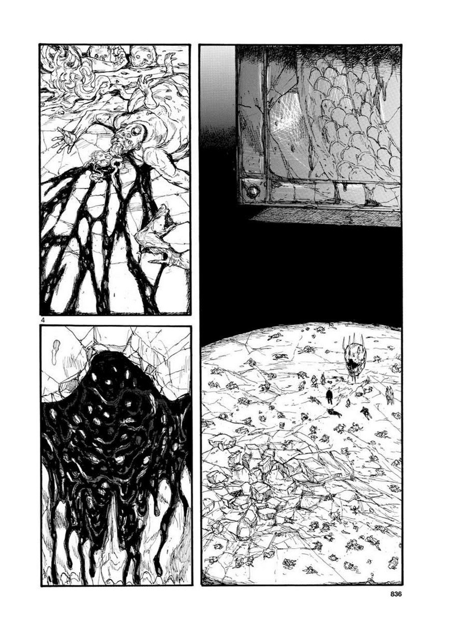 Манга Дорохедоро / Dorohedoro - Том 23 Глава 166 Страница 4
