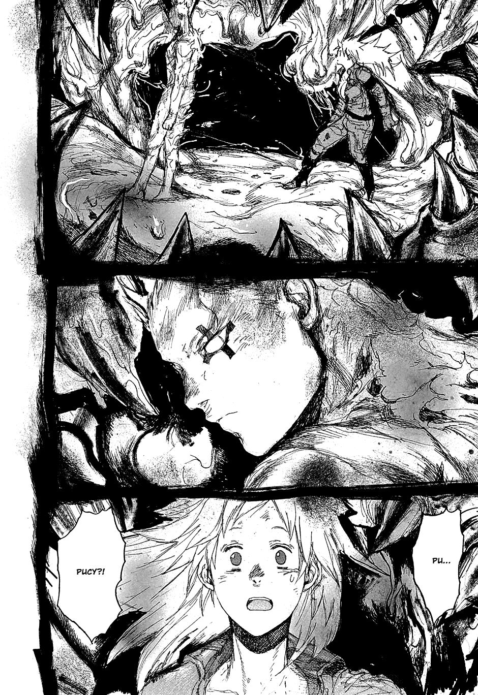 Манга Дорохедоро / Dorohedoro - Том 7 Глава 40 Страница 14