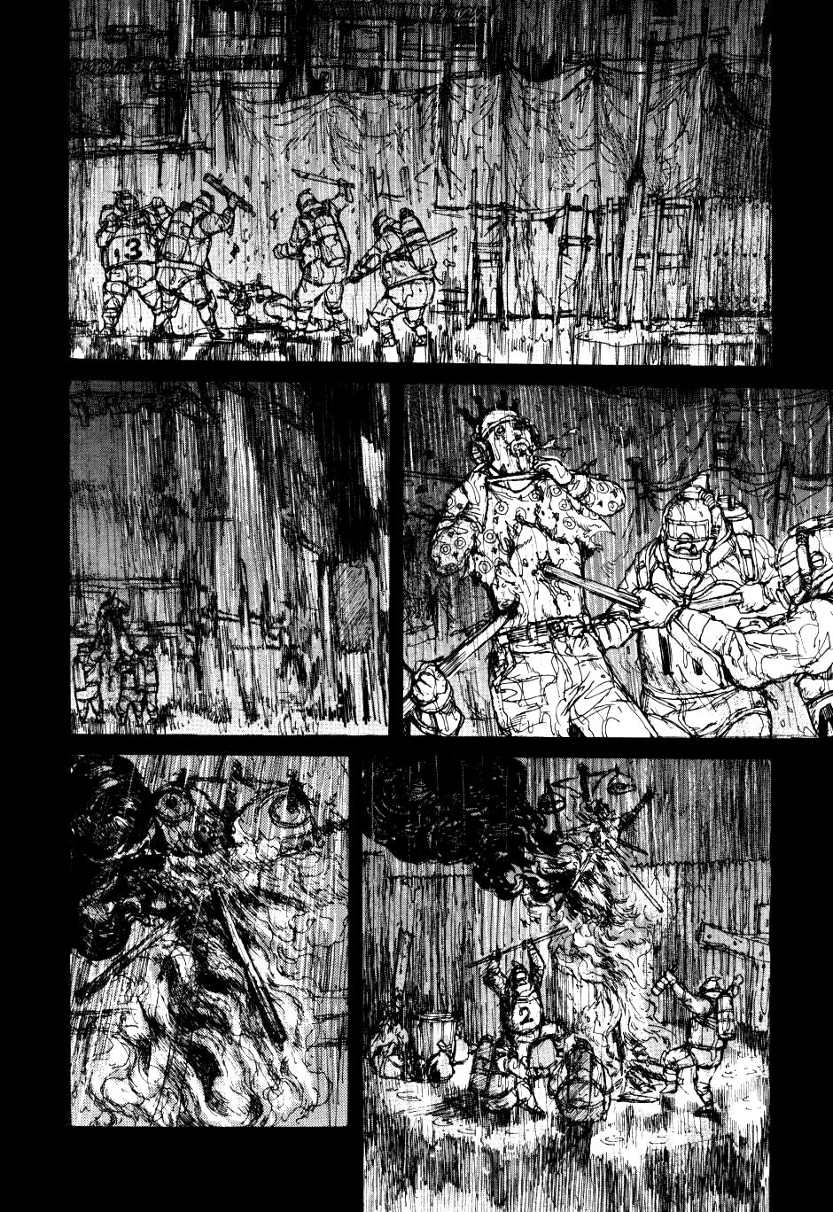 Манга Дорохедоро / Dorohedoro - Том 10 Глава 56 Страница 9