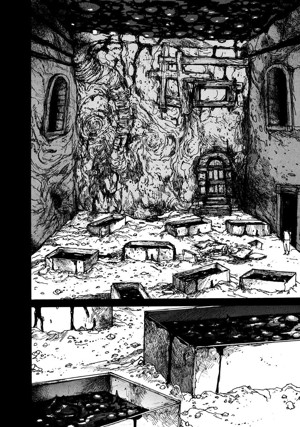 Манга Дорохедоро / Dorohedoro - Том 11 Глава 63 Страница 13
