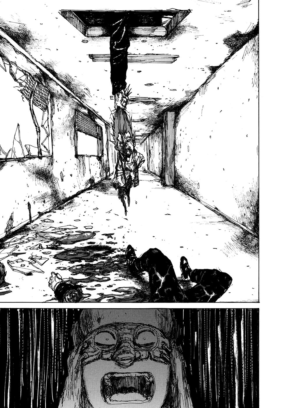 Манга Дорохедоро / Dorohedoro - Том 11 Глава 67 Страница 30