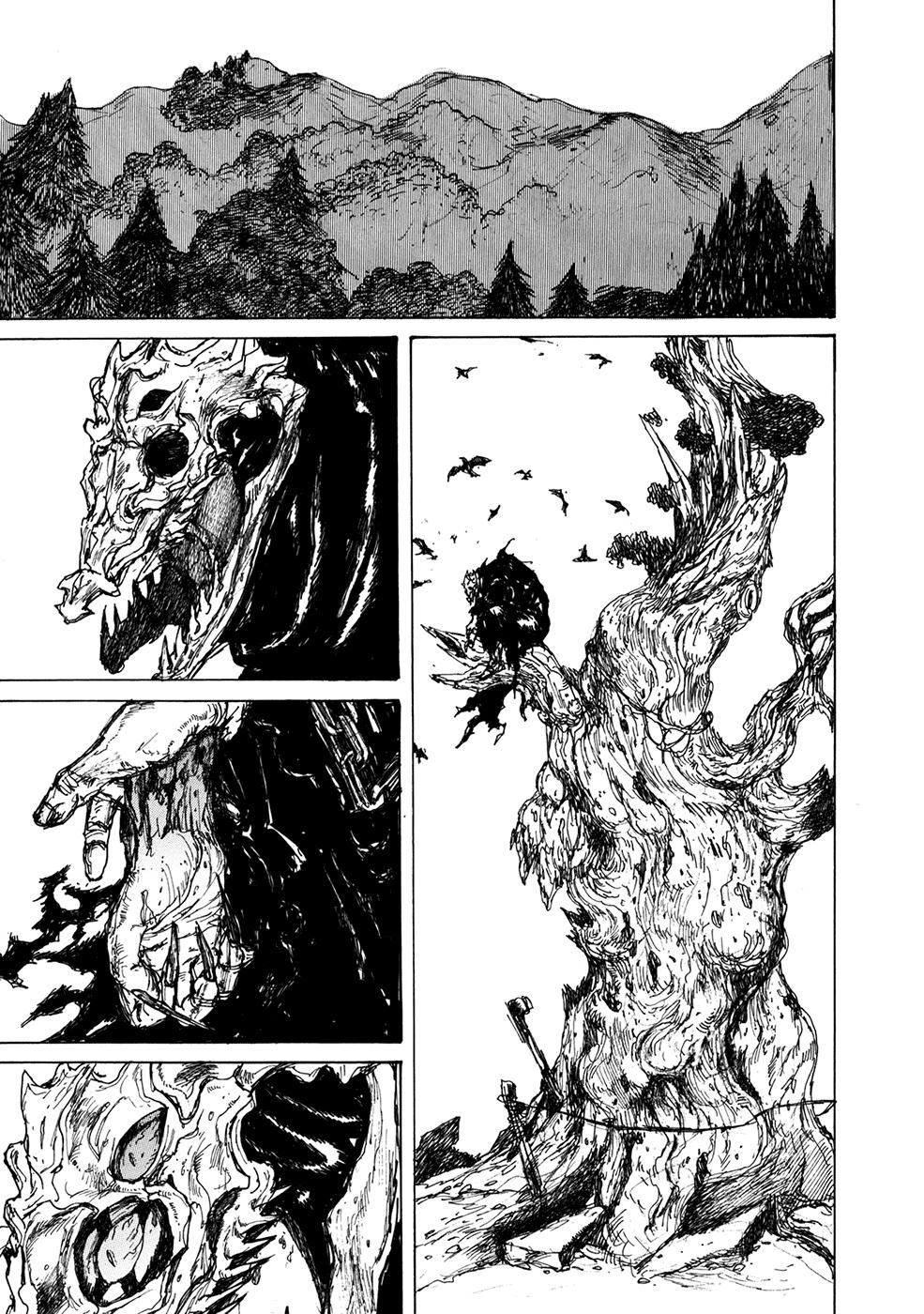Манга Дорохедоро / Dorohedoro - Том 11 Глава 67 Страница 5