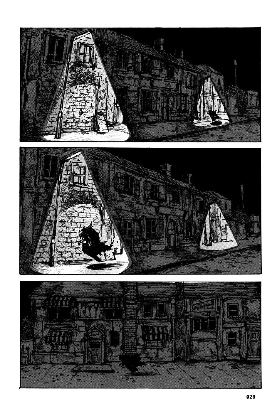 Манга Дорохедоро / Dorohedoro - Том 12 Глава 69 Страница 2