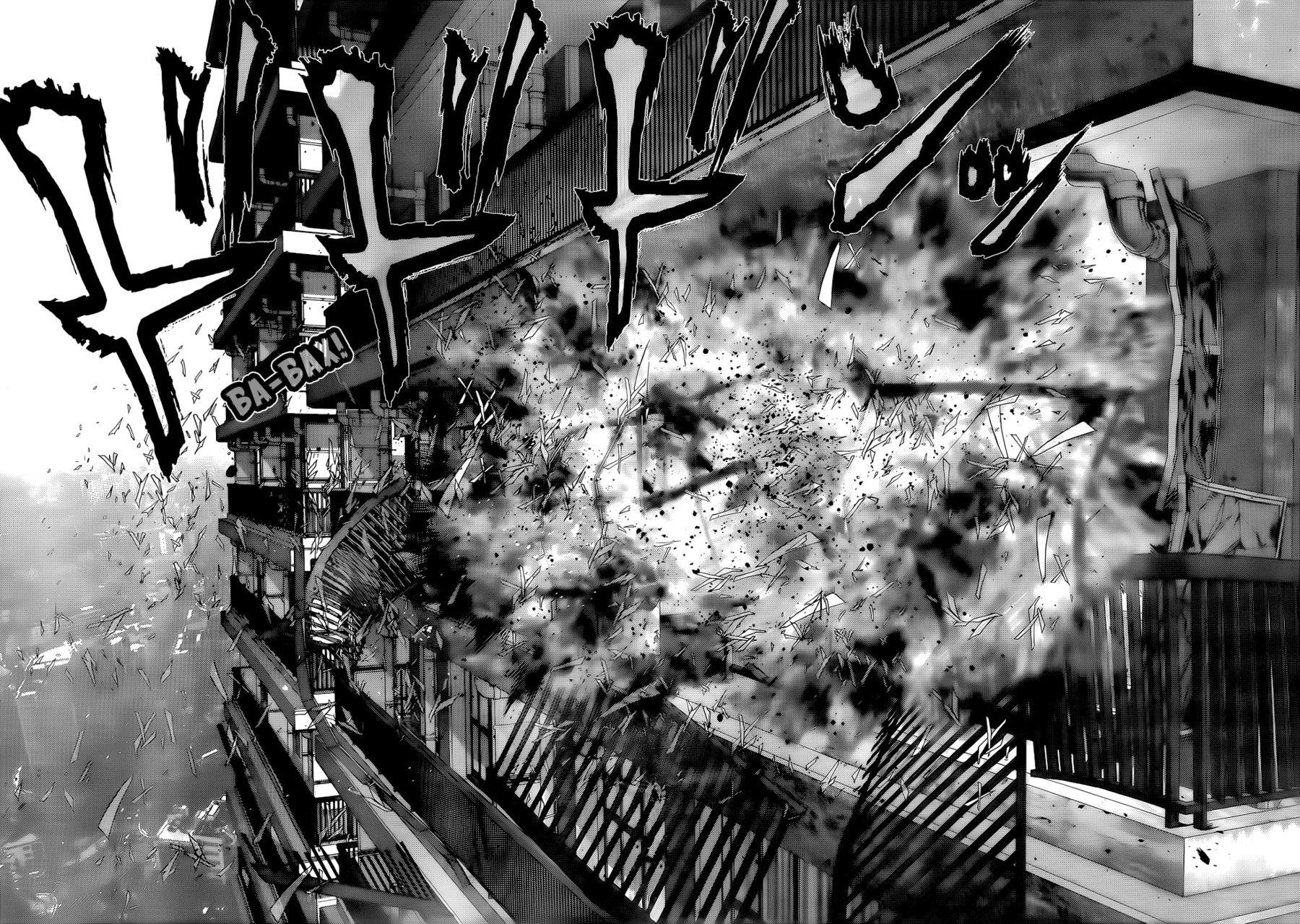 Манга Ганц / Gantz  - Том 32 Глава 341 Страница 17