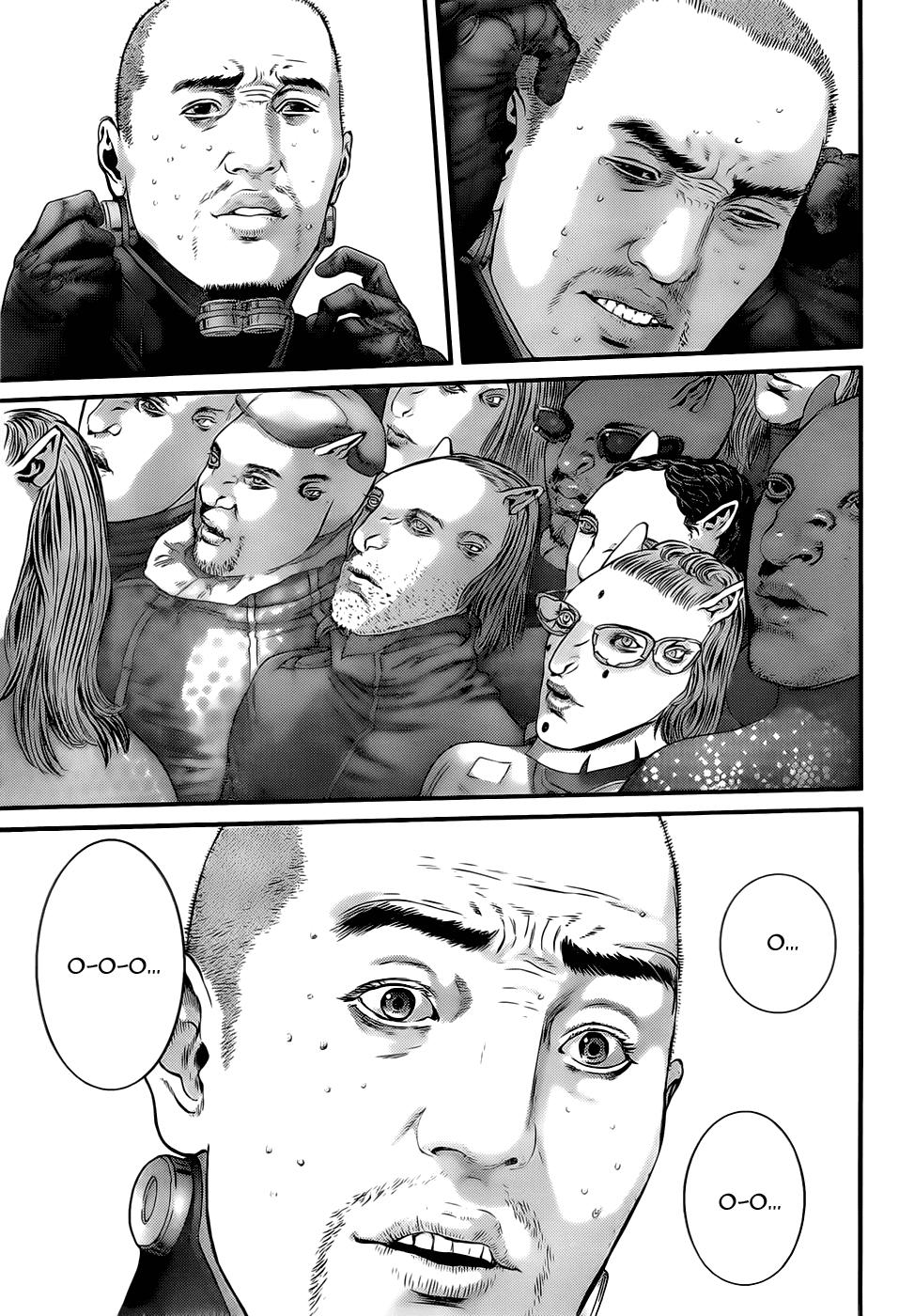 Манга Ганц / Gantz  - Том 33 Глава 350 Страница 12