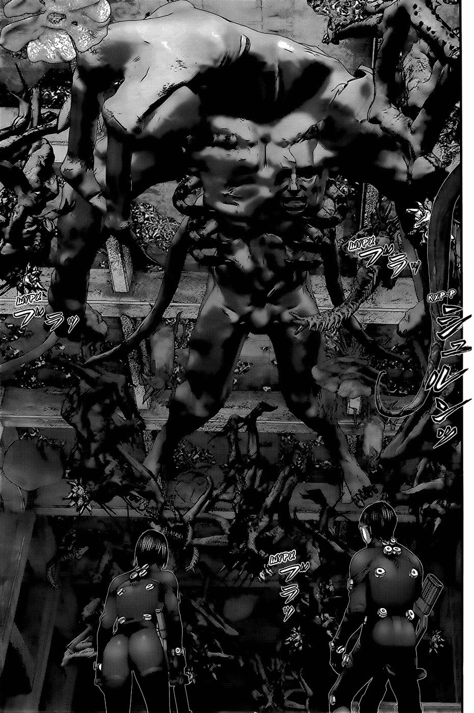 Манга Ганц / Gantz  - Том 33 Глава 351 Страница 9
