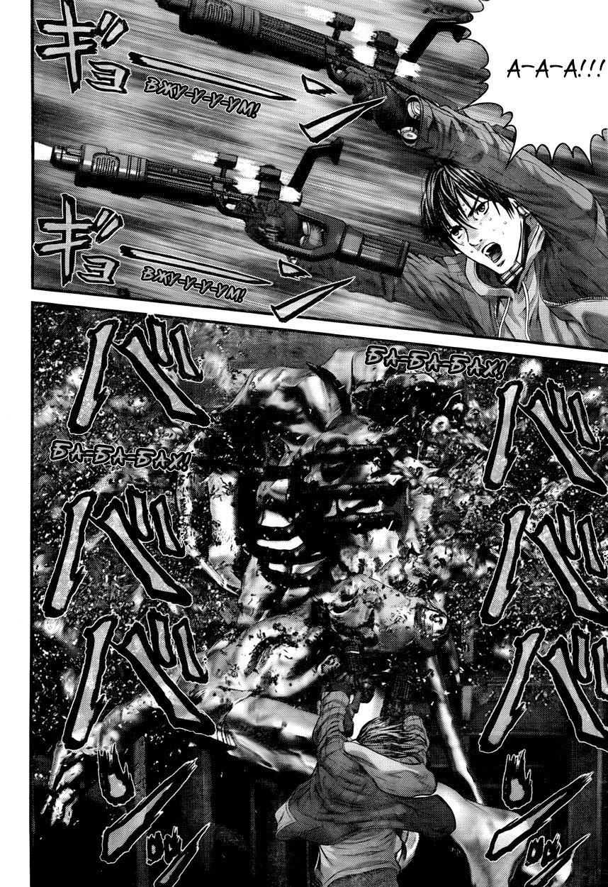 Манга Ганц / Gantz  - Том 34 Глава 355 Страница 4