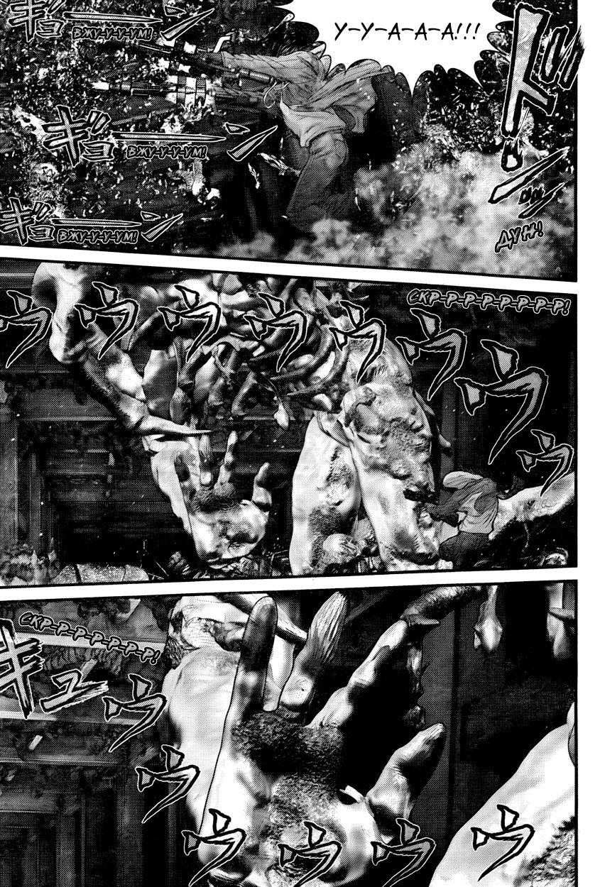 Манга Ганц / Gantz  - Том 34 Глава 355 Страница 5