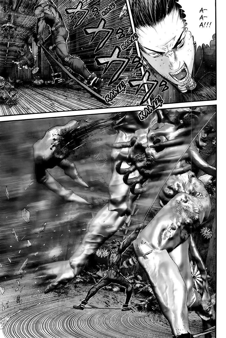 Манга Ганц / Gantz  - Том 34 Глава 356 Страница 18