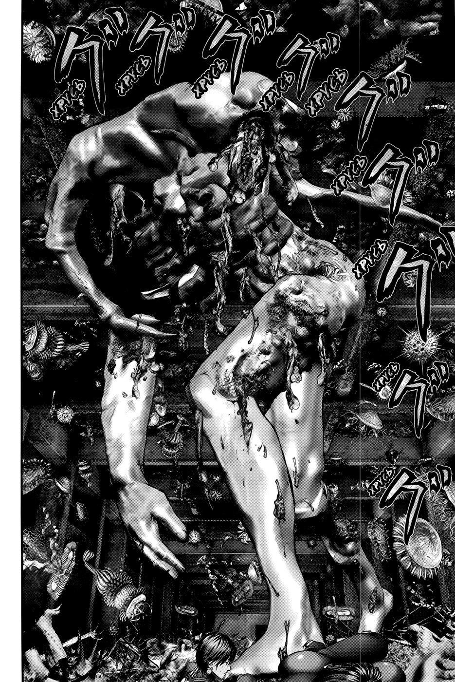 Манга Ганц / Gantz  - Том 34 Глава 356 Страница 9