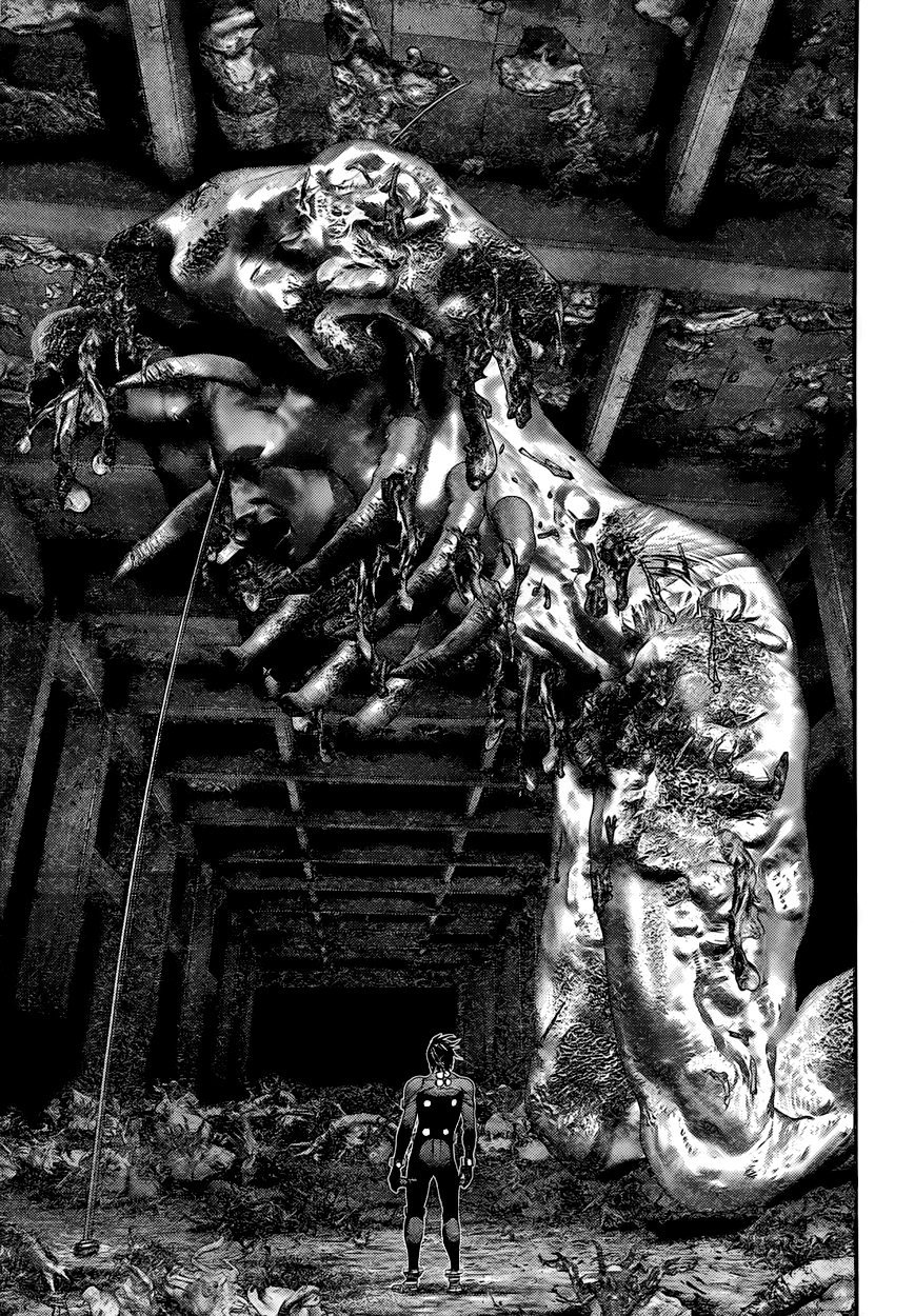 Манга Ганц / Gantz  - Том 34 Глава 357 Страница 4