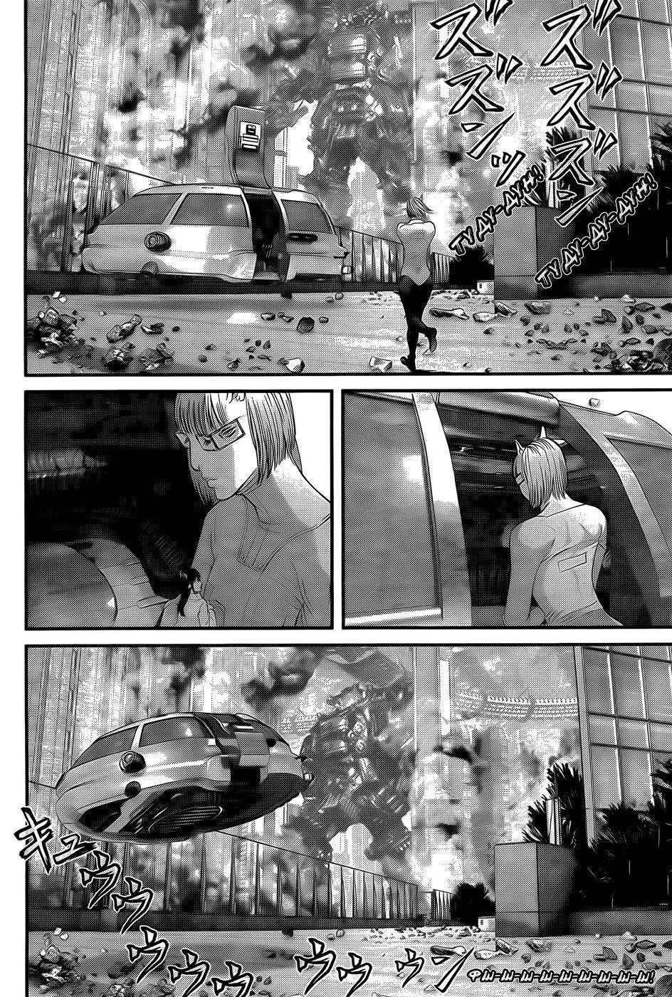 Манга Ганц / Gantz  - Том 34 Глава 358 Страница 17