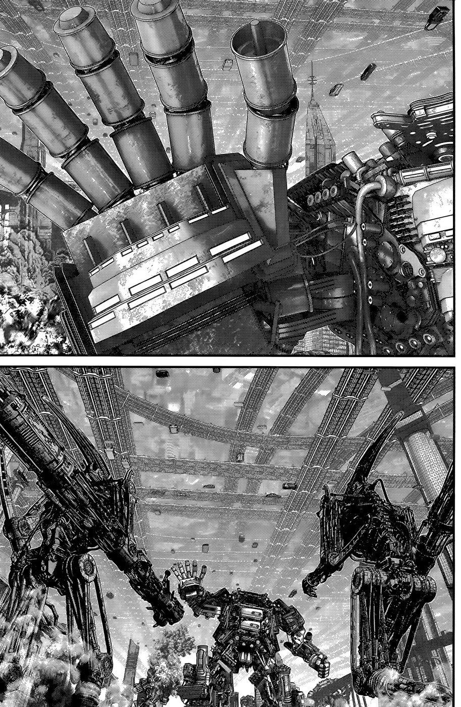 Манга Ганц / Gantz  - Том 34 Глава 359 Страница 15