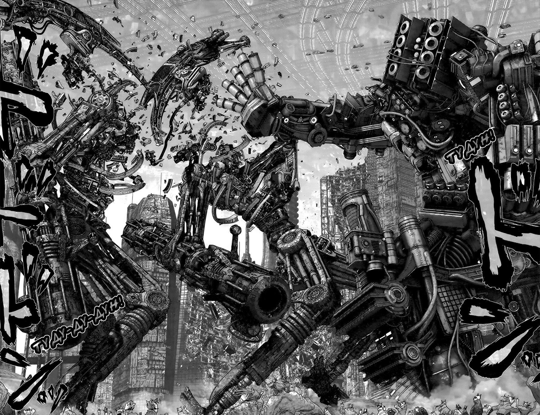 Манга Ганц / Gantz  - Том 34 Глава 359 Страница 18