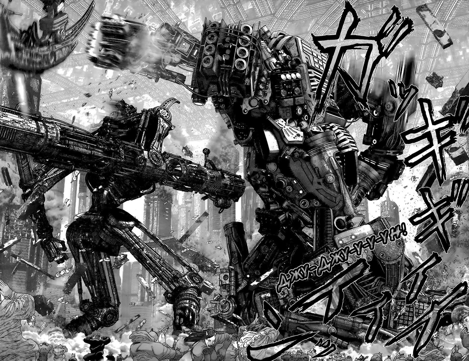 Манга Ганц / Gantz  - Том 34 Глава 359 Страница 9