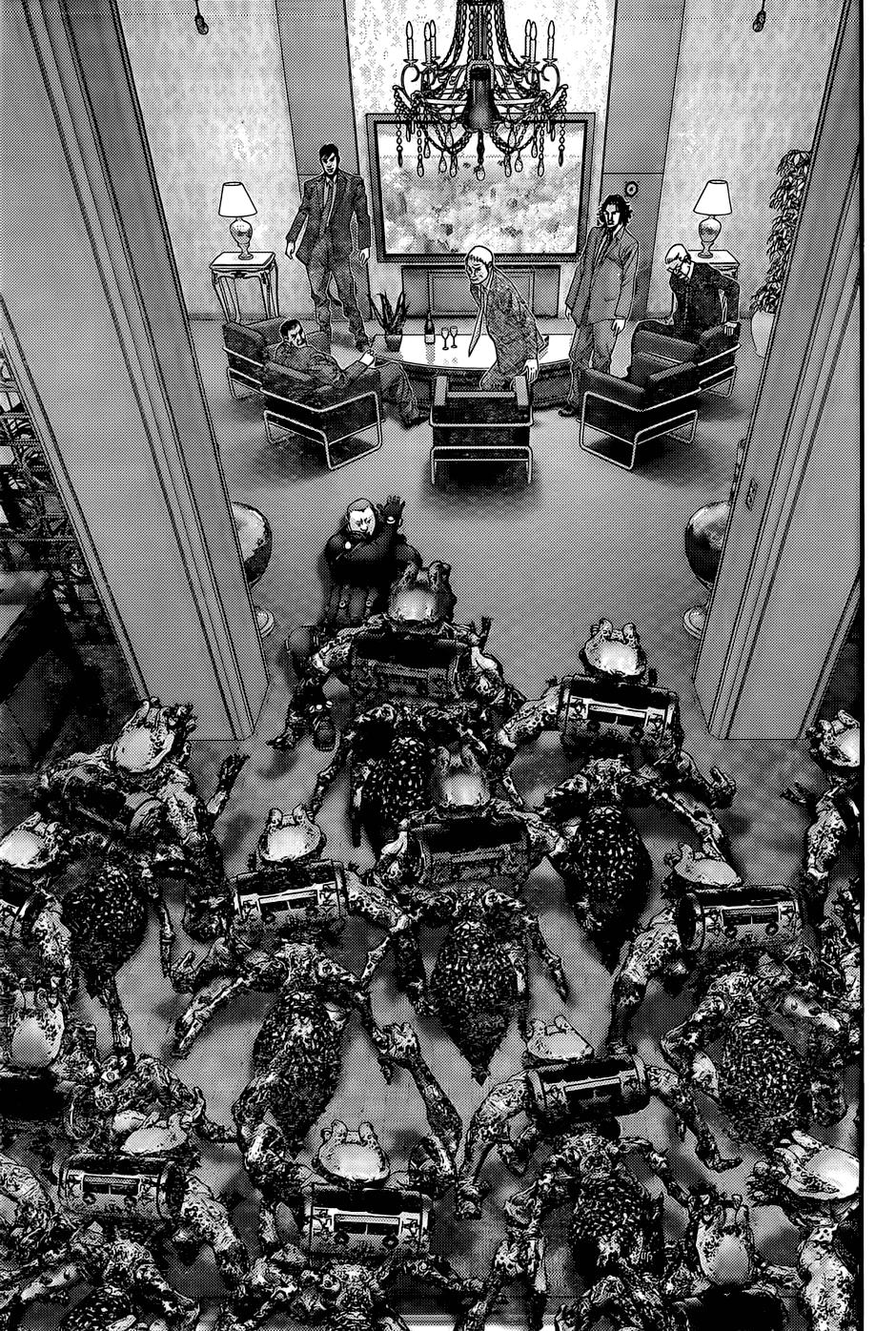 Манга Ганц / Gantz  - Том 34 Глава 361 Страница 18