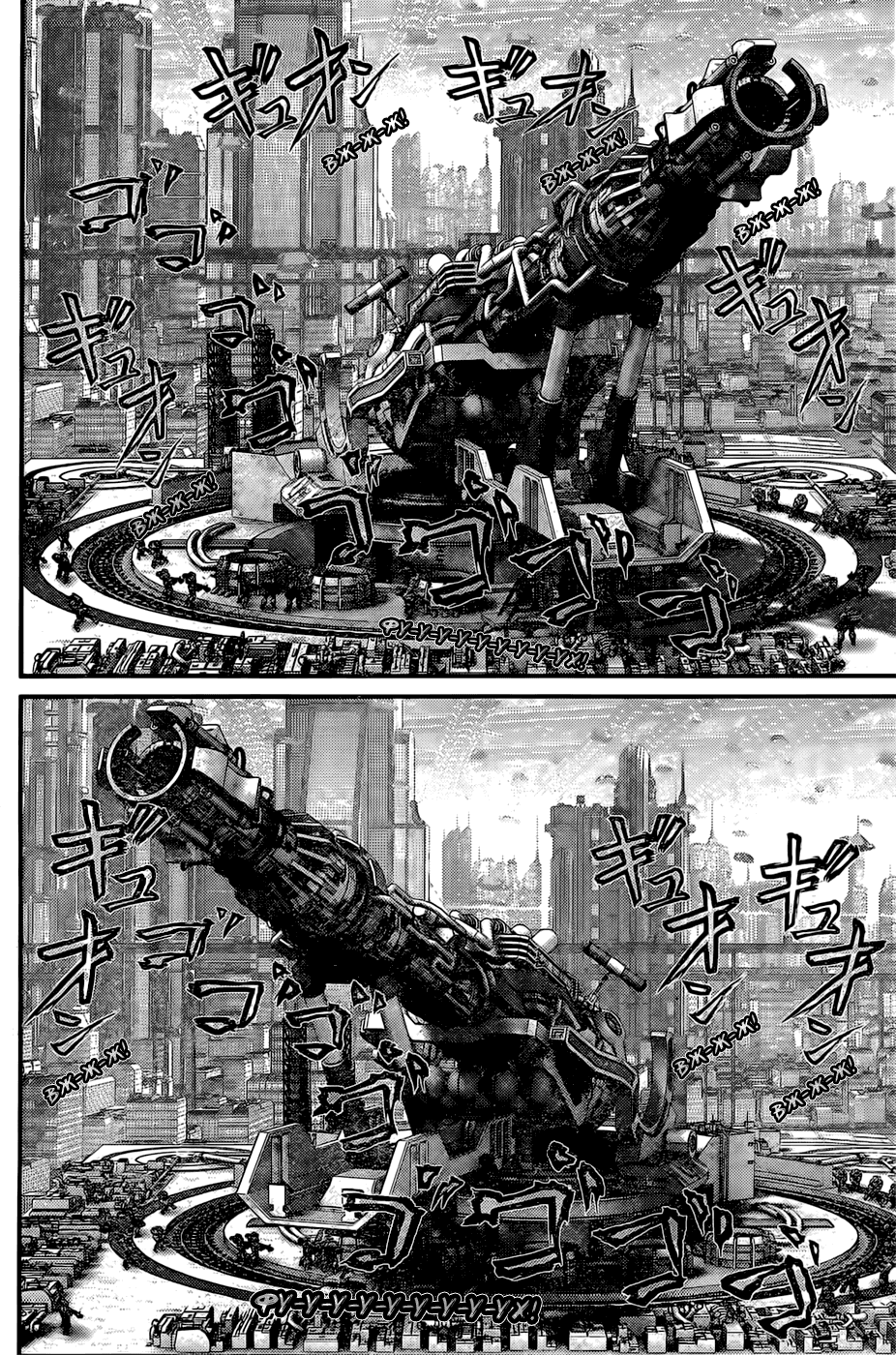 Манга Ганц / Gantz  - Том 34 Глава 361 Страница 3