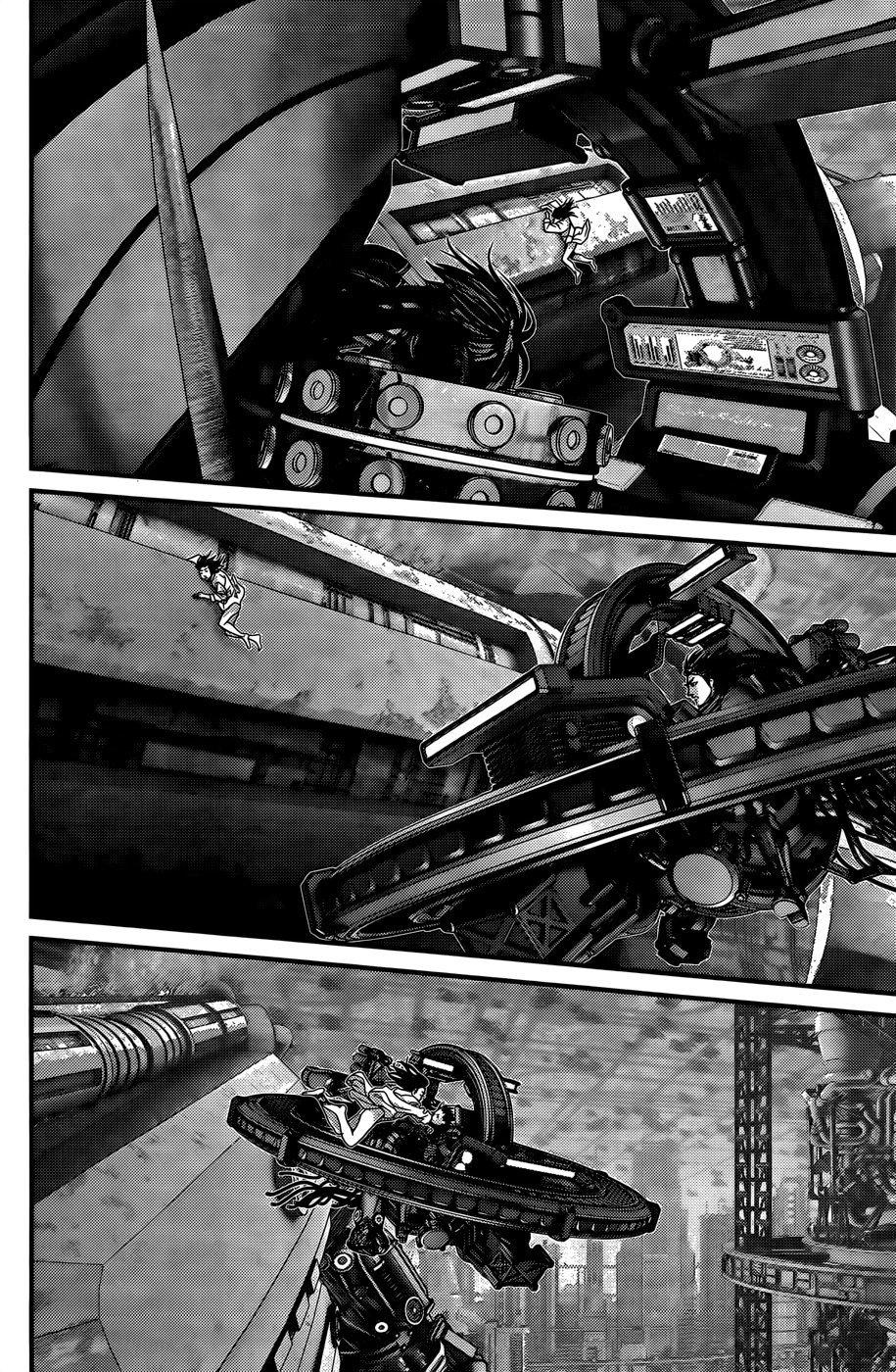 Манга Ганц / Gantz  - Том 35 Глава 365 Страница 22