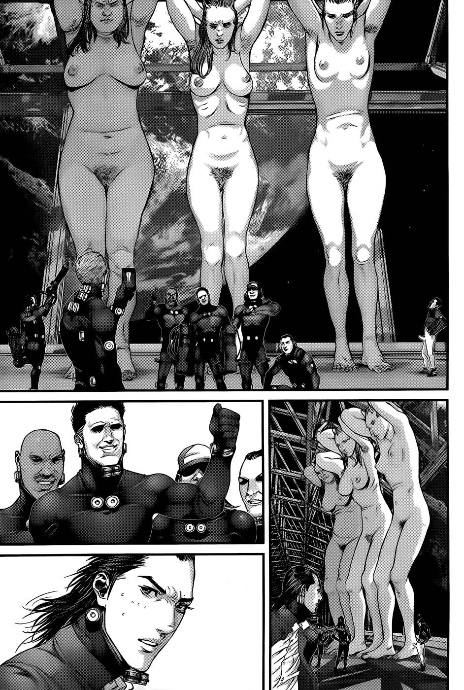 Манга Ганц / Gantz  - Том 35 Глава 368 Страница 6
