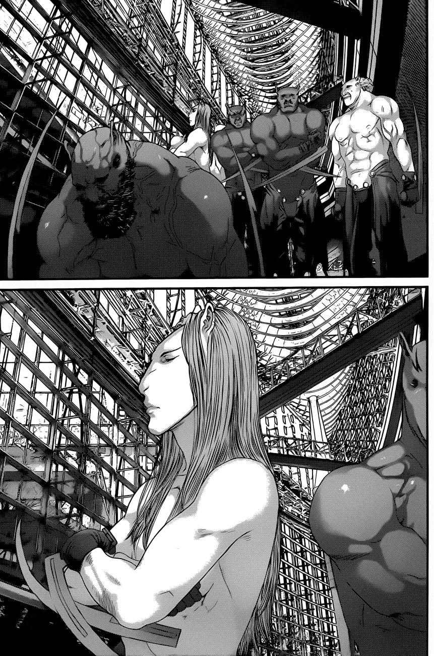 Манга Ганц / Gantz  - Том 36 Глава 373 Страница 10
