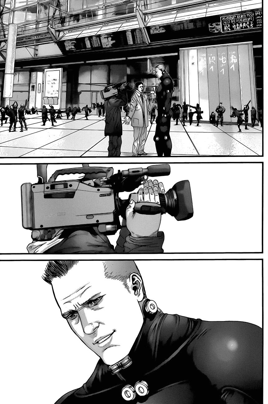 Манга Ганц / Gantz  - Том 36 Глава 373 Страница 12