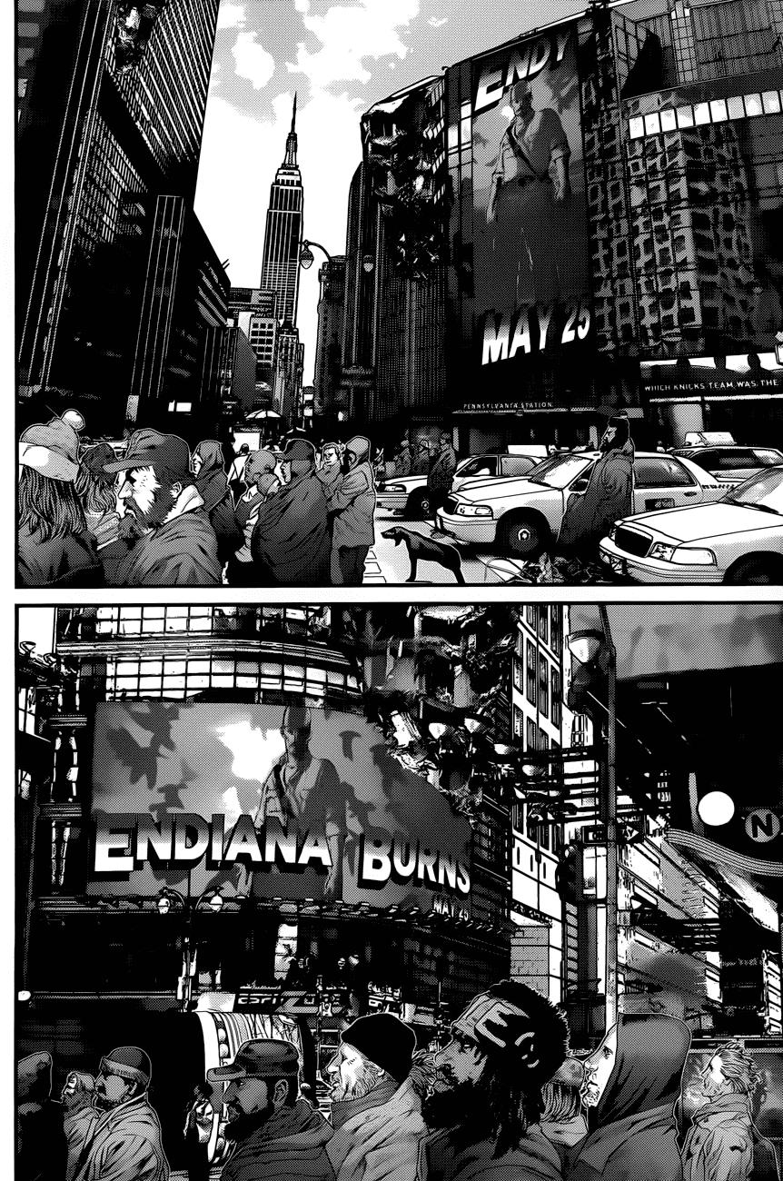Манга Ганц / Gantz  - Том 36 Глава 373 Страница 13