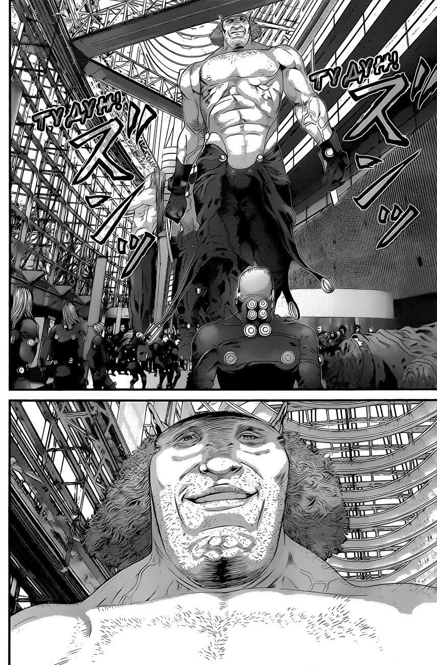 Манга Ганц / Gantz  - Том 36 Глава 374 Страница 18