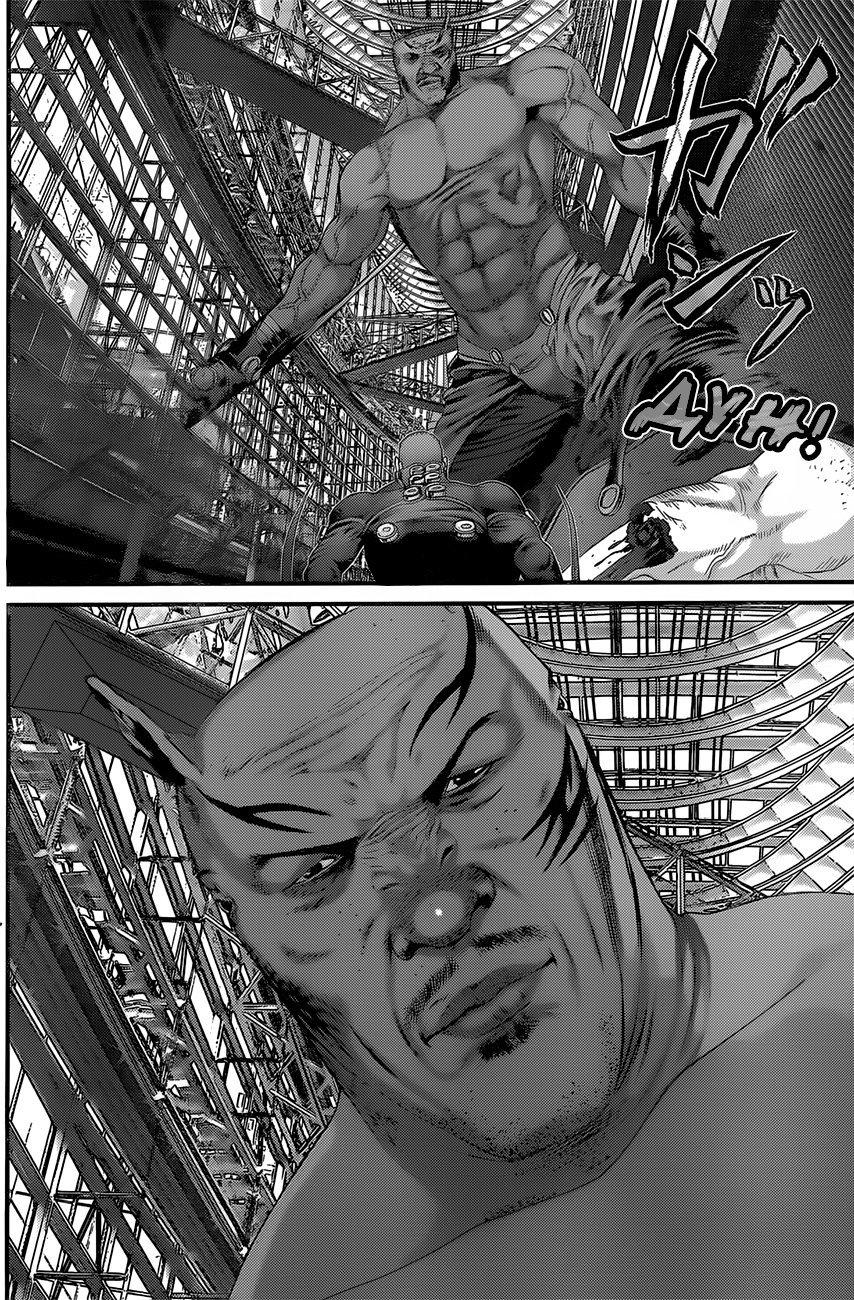 Манга Ганц / Gantz  - Том 36 Глава 375 Страница 13