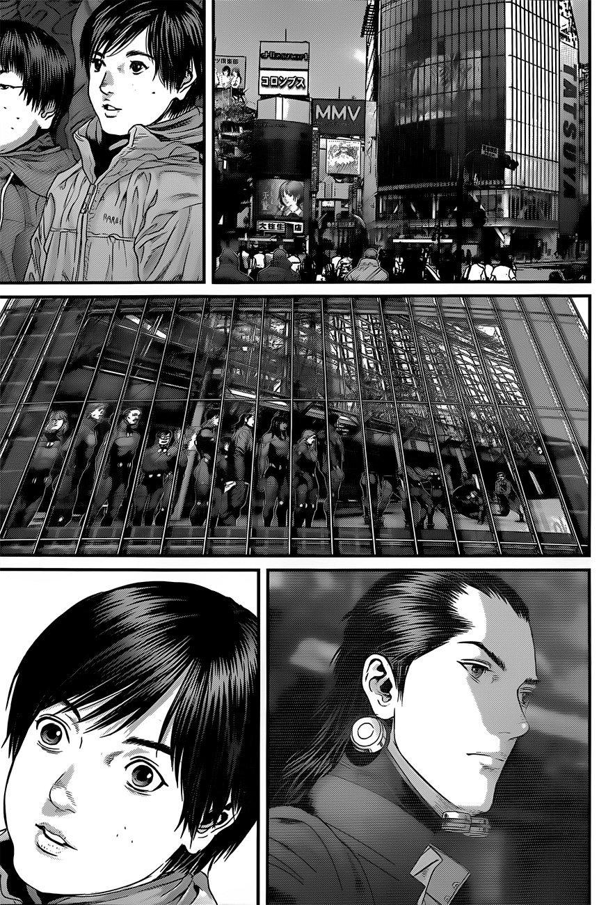 Манга Ганц / Gantz  - Том 36 Глава 375 Страница 8