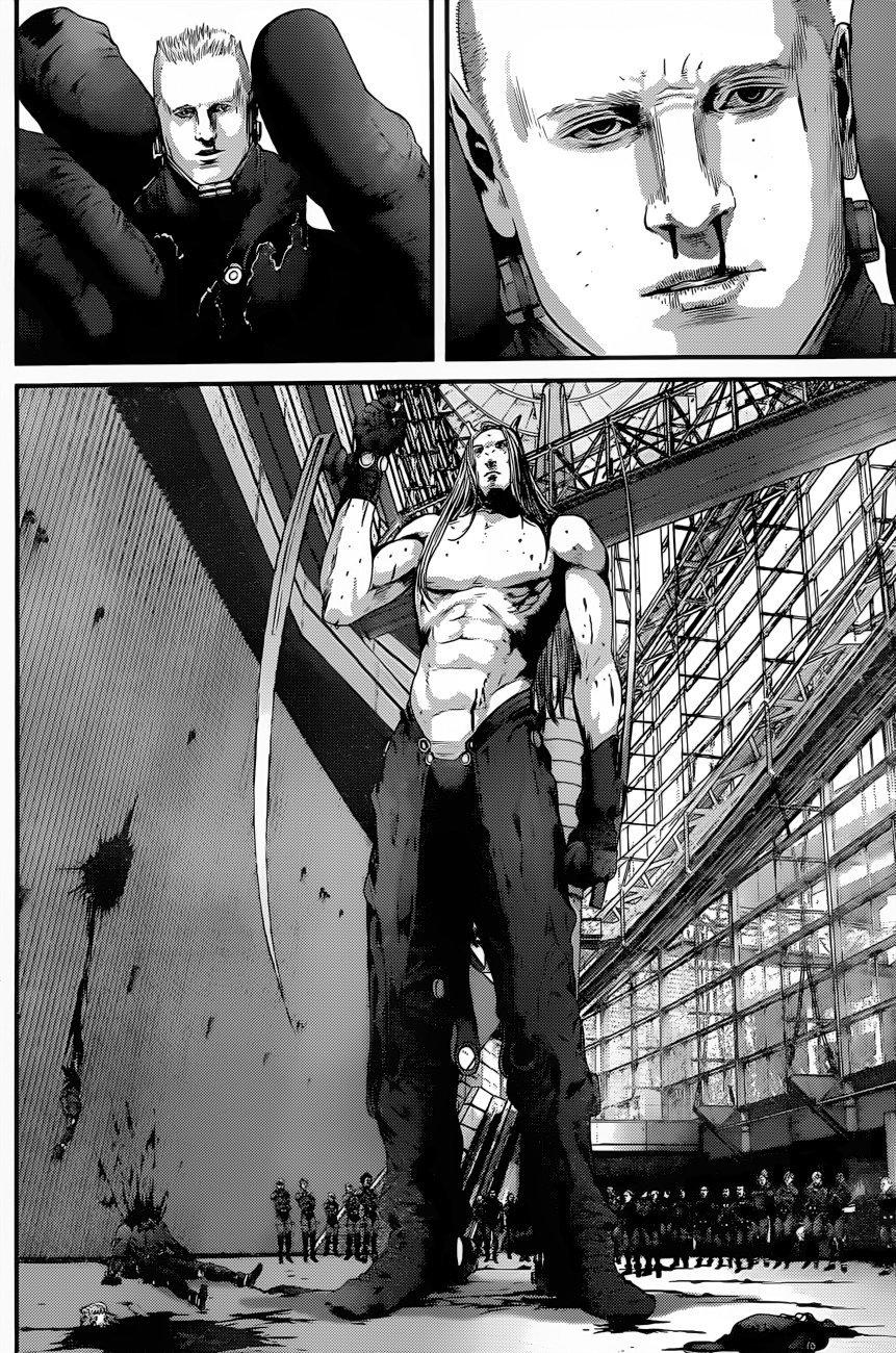 Манга Ганц / Gantz  - Том 36 Глава 376 Страница 19