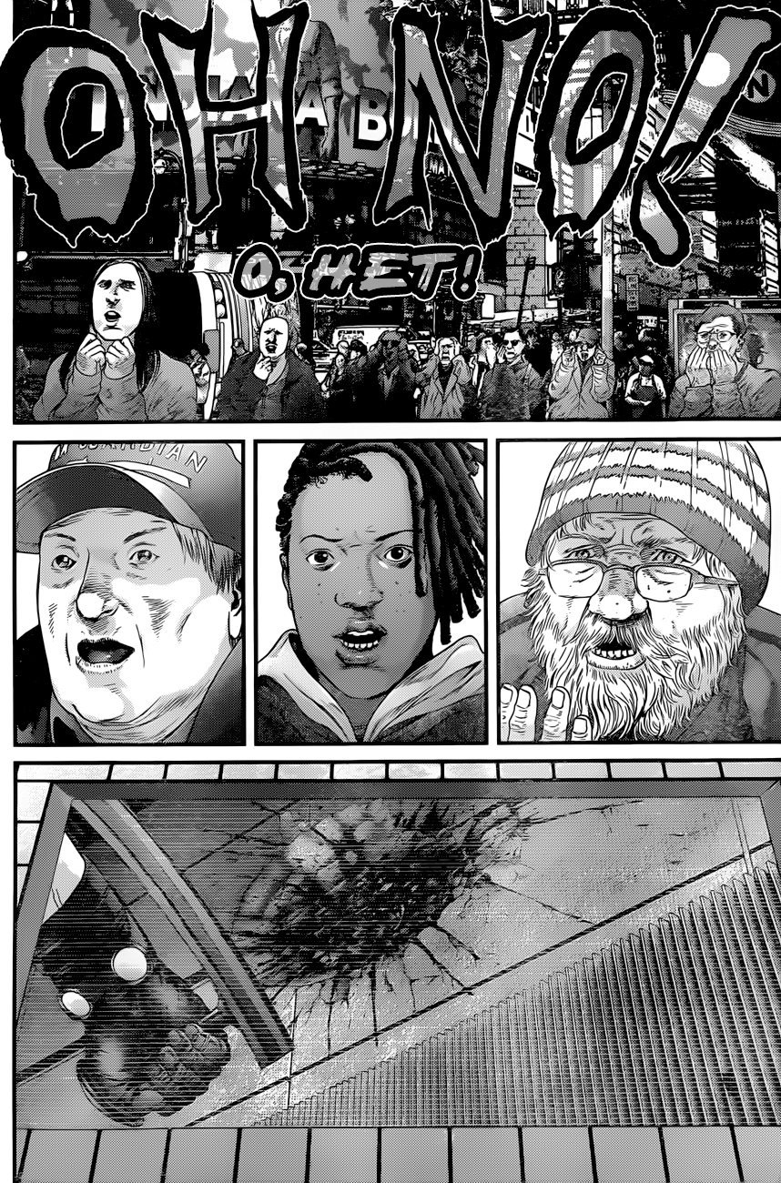 Манга Ганц / Gantz  - Том 36 Глава 376 Страница 3