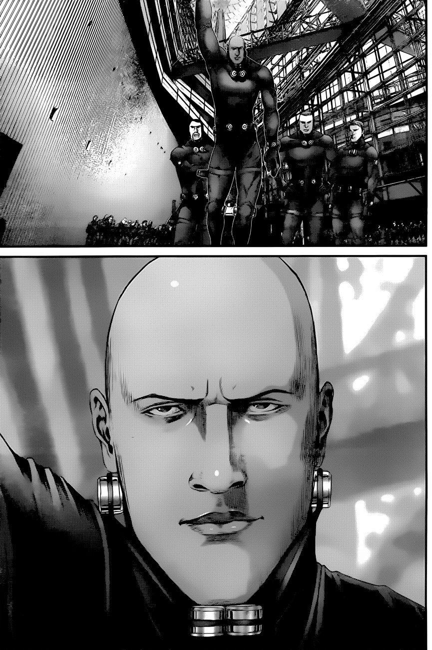 Манга Ганц / Gantz  - Том 36 Глава 376 Страница 4