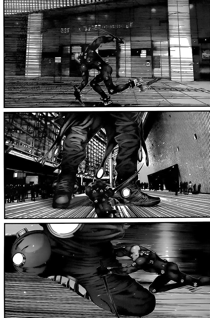 Манга Ганц / Gantz  - Том 36 Глава 376 Страница 5