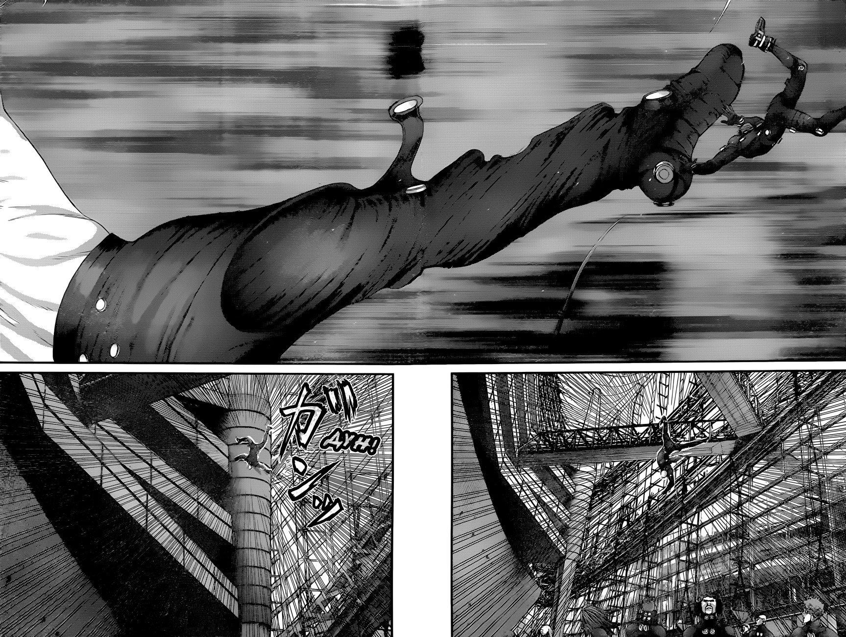 Манга Ганц / Gantz  - Том 36 Глава 376 Страница 7