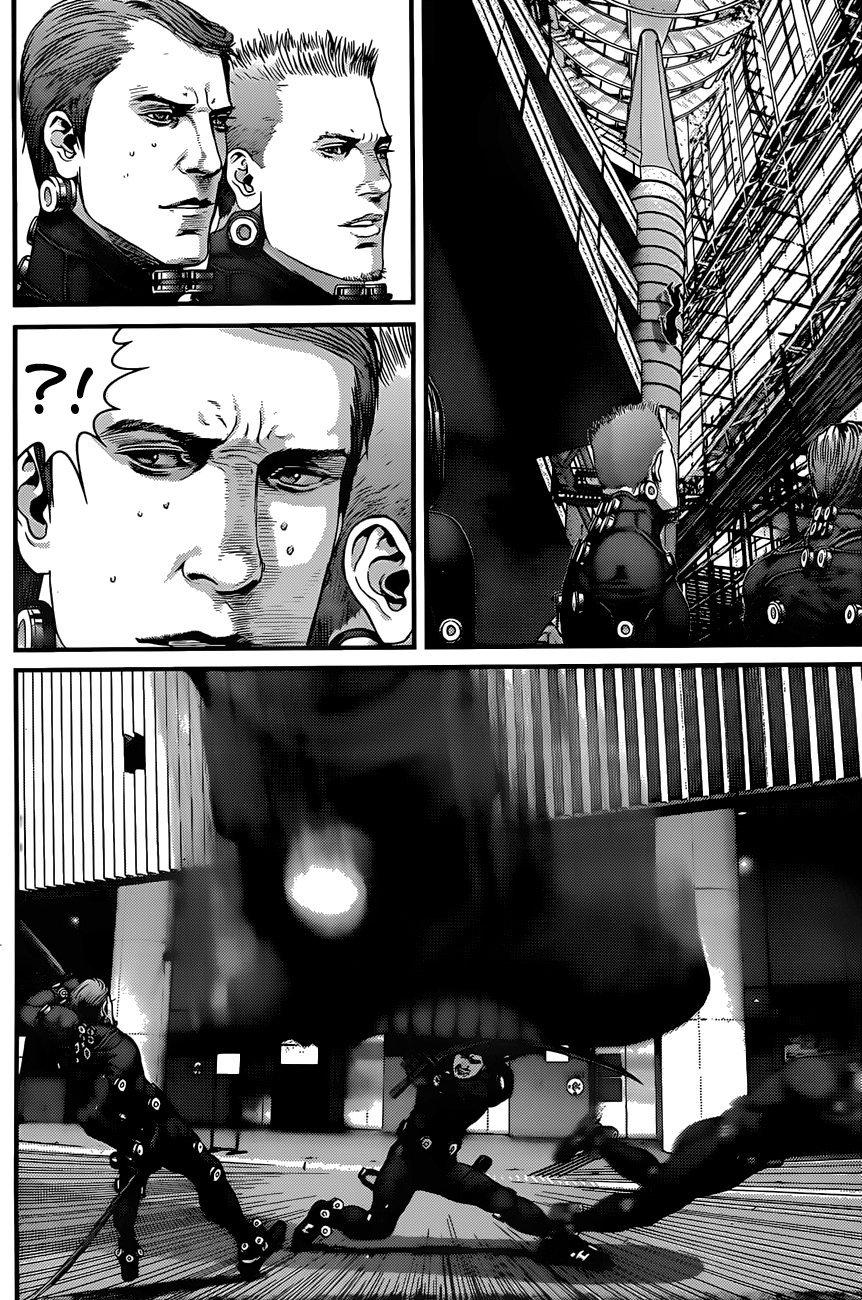 Манга Ганц / Gantz  - Том 36 Глава 376 Страница 8