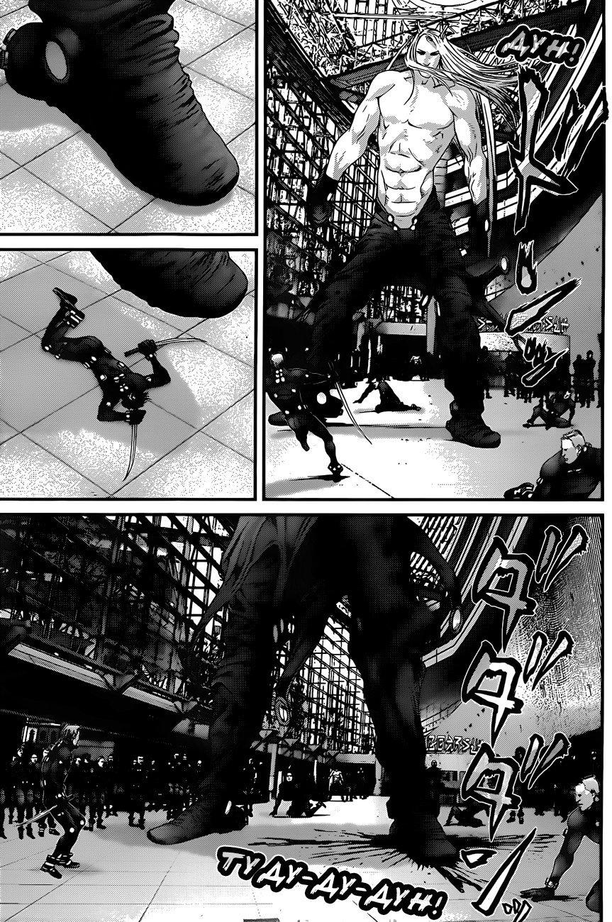 Манга Ганц / Gantz  - Том 36 Глава 376 Страница 9