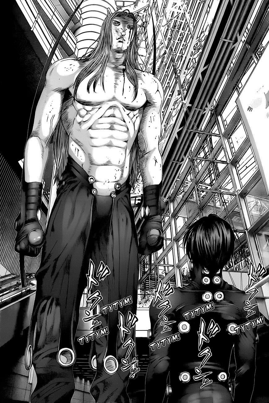 Манга Ганц / Gantz  - Том 37 Глава 378 Страница 13