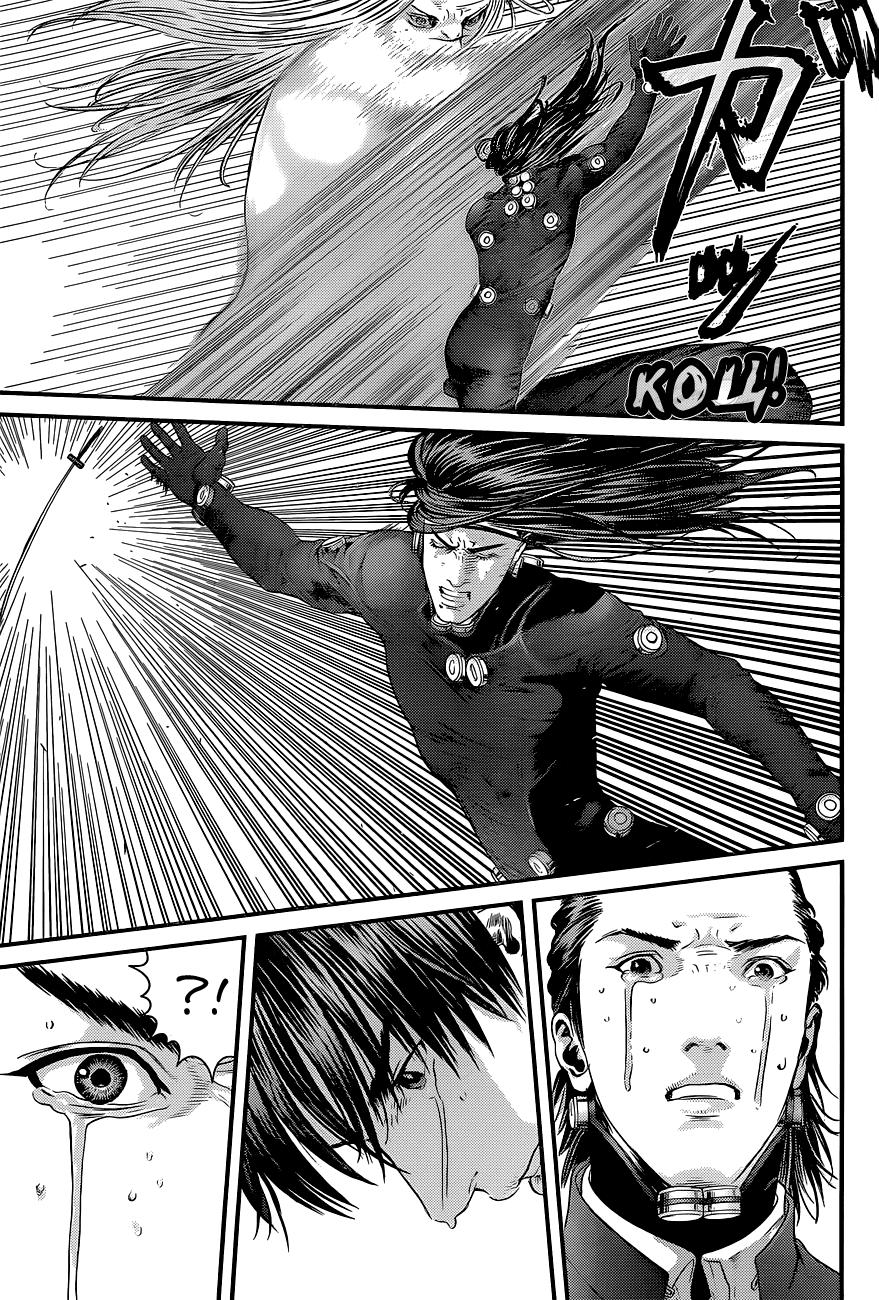 Манга Ганц / Gantz  - Том 37 Глава 382 Страница 14