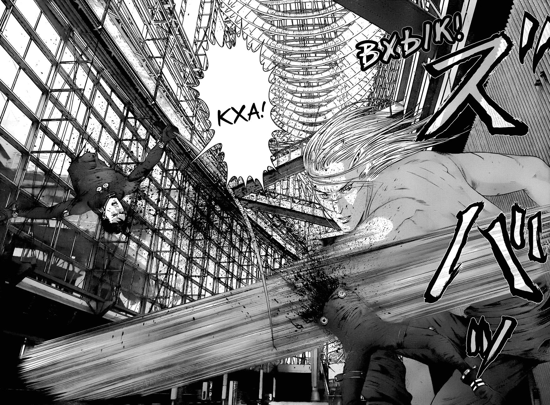 Манга Ганц / Gantz  - Том 37 Глава 382 Страница 6