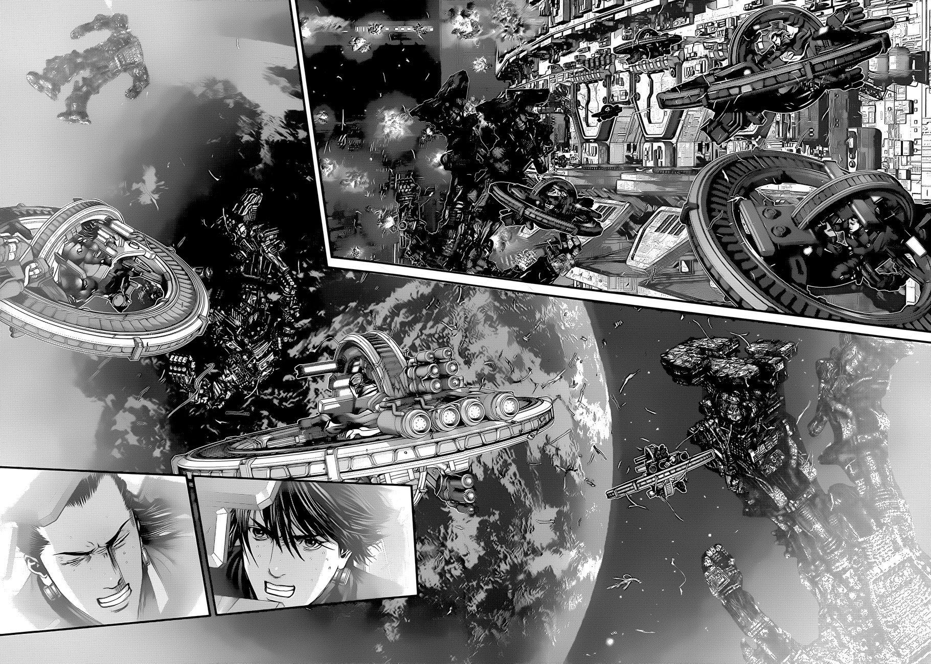 Манга Ганц / Gantz  - Том 37 Глава 383 Страница 24