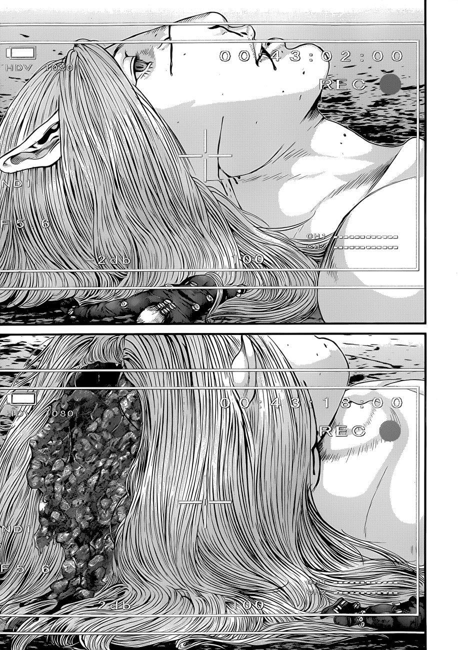 Манга Ганц / Gantz  - Том 37 Глава 383 Страница 8
