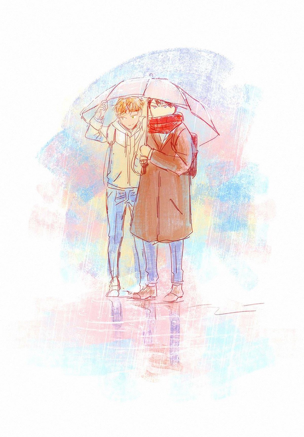 Манга Я люблю Ю / I love Yoo  - Том 1 Страница 6