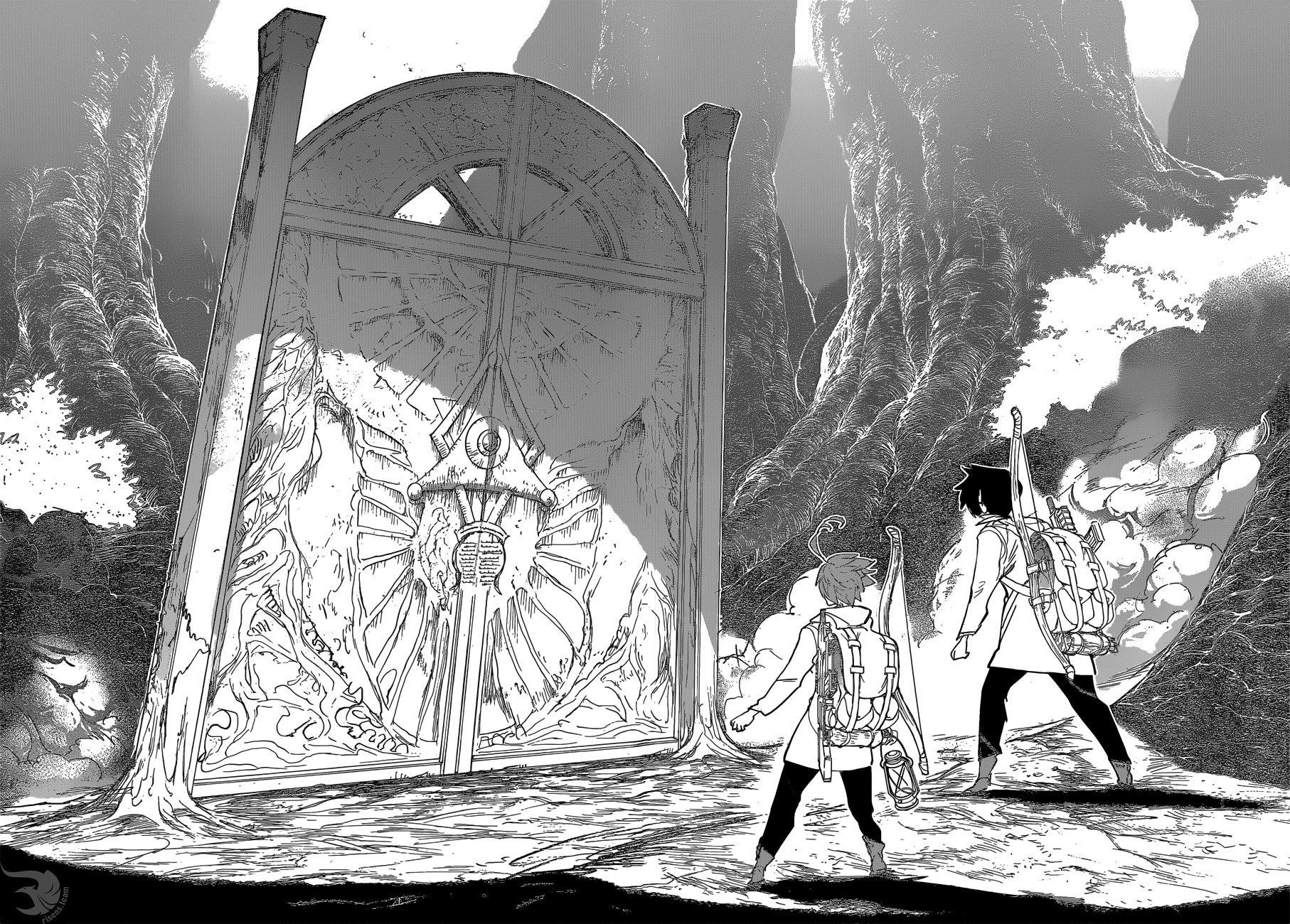 Манга Обещанный Неверленд / The Promised Neverland  - Том 15 Глава 131 Страница 10