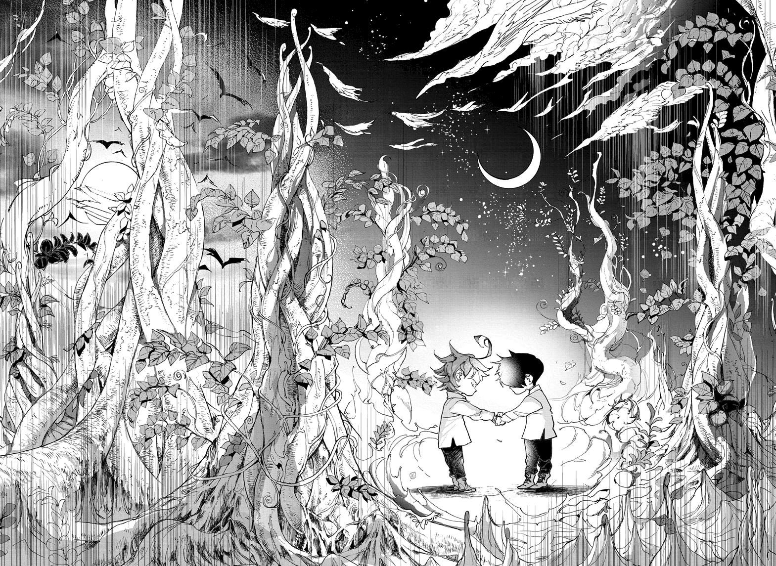 Манга Обещанный Неверленд / The Promised Neverland  - Том 16 Глава 137 Страница 11