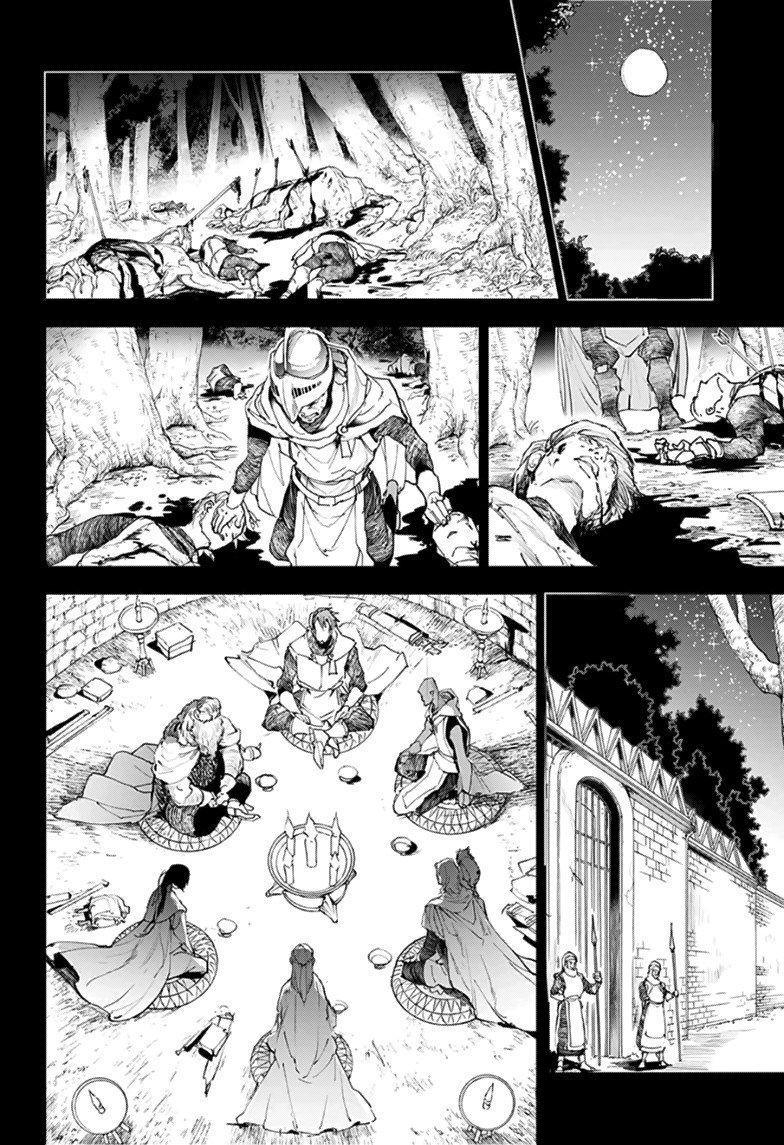 Манга Обещанный Неверленд / The Promised Neverland  - Том 16 Глава 141 Страница 9